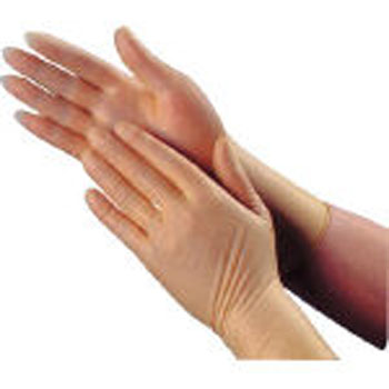Latex Disposable Gloves Clean Pack