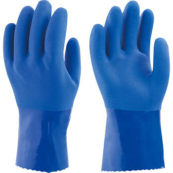Oil Resistant Vinyl Gloves