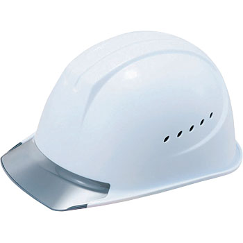 Helmet, Eaves Transparent Type, Perforated