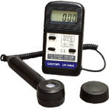 DIGITAL UV METER