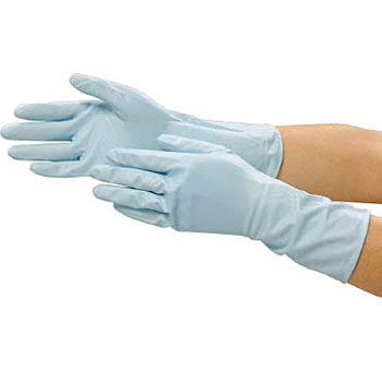 V-131 Vinyl Thin Gloves, No Back Threads