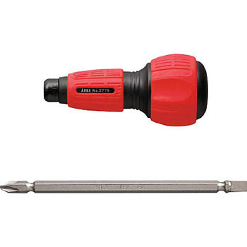 Interchangeable Screwdriver