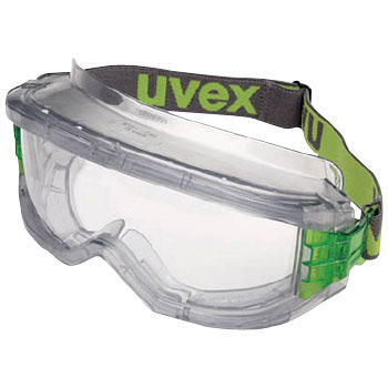 Safety Goggles, Vent, Wide View