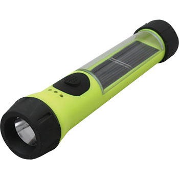 Solar Charger Flashlight