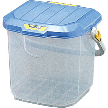 Plastic Container, Handle