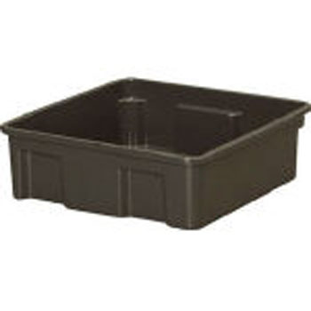 Plastic Tray Black