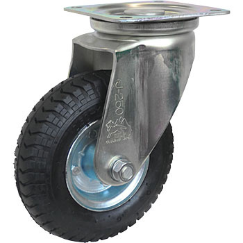 Swivel Caster, Pneumatic-Wheel