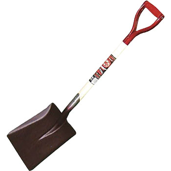 Wooden Handle Shovel