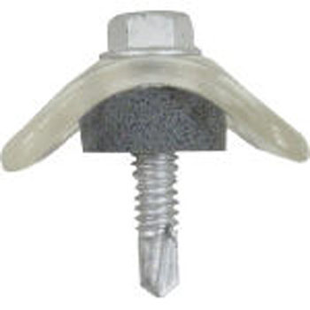 Screw For Corrugated Sheet