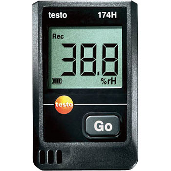 Hygrothermo Data Logger