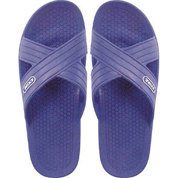 Cross Slide Sandals