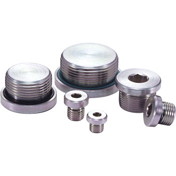 SPN-L hexagon socket screw plug with flange