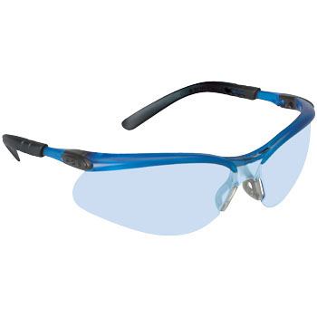 BX Protective Eyewear Light Blue Anti-Fog Lens
