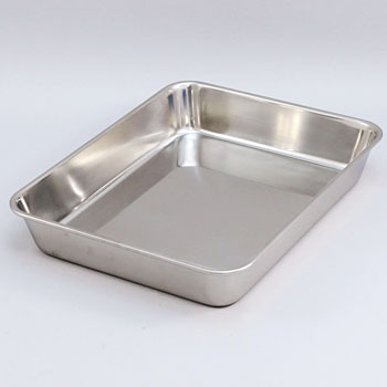 295x230x48mm deep parts trays(stainless steel)