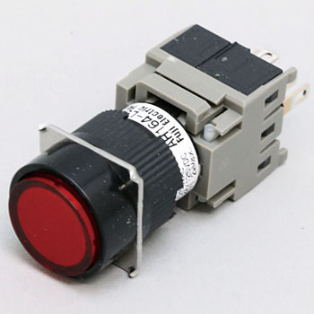 phi16 command switch AH164 , AH165 illuminated push button switch (LED illuminated)