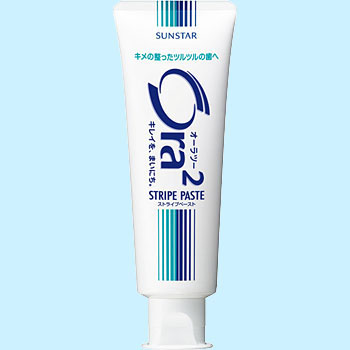 Toothpaste,Ora2 stripe paste