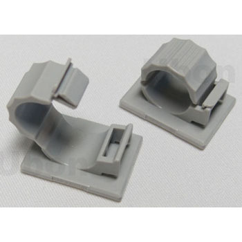 Thin wire cable clamp Ubon cable clamp [MonotaRO Singapore] DKS-703~