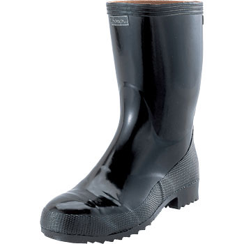 Safety Rubber Boots JIS Standard