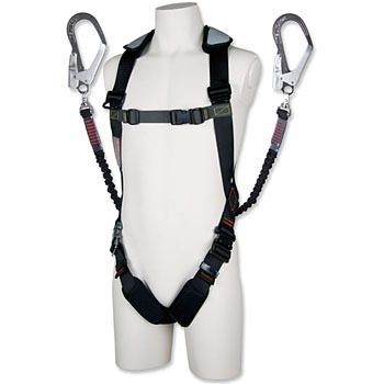 Full-harness type safety belt smart harness(with 2-chome seat Nobiron)