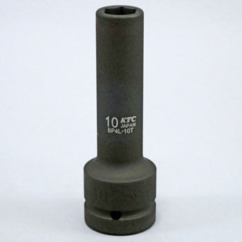 12.7SQ Impact Socket, Deep