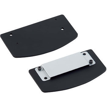 PLATE FOR DISC-BRAKE SPREADER