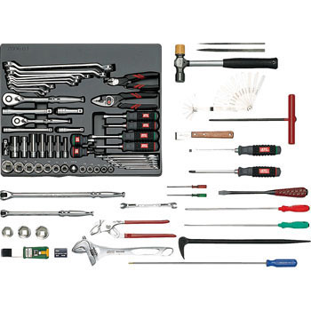 MECHANIC DESK SET (77pcs.)