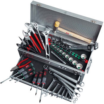 "1/2""sq. TOOL SET (52pcs.)"