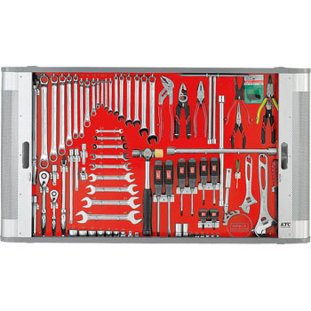 MECHANIC KIT FOR AUTOMOBILE (79pcs.)