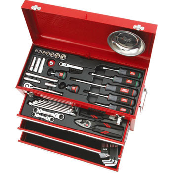 TOOL SET CHEST TYPE (56pcs.)