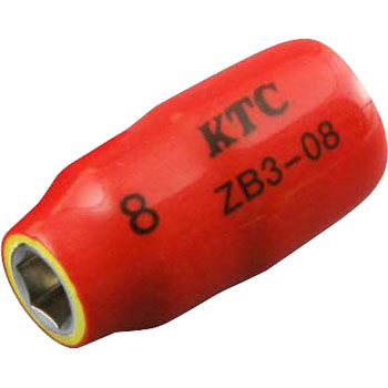 "3/8""sq. INSULATED SOCKET"