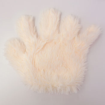 Fluffy Gloves