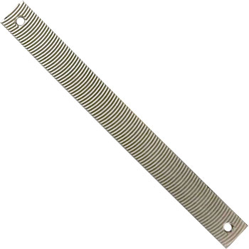 Curved Tooth File, Flexible File