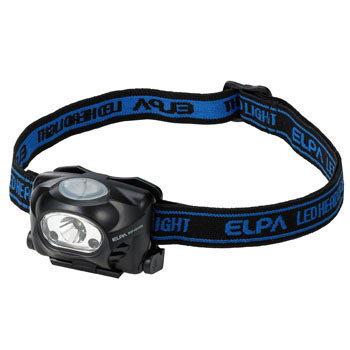 3LED Headlight 75LM