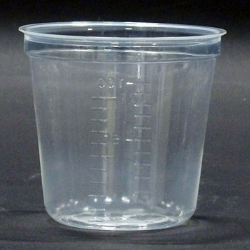 Premium PP Cup, Clear