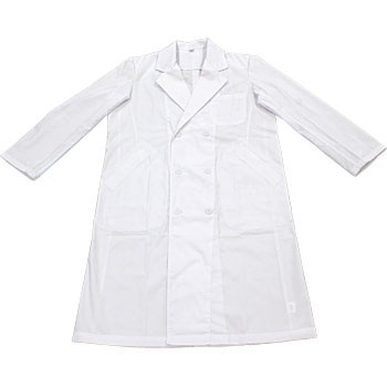Men's Lab Coat, Double