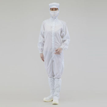 Cleanroom Coverall Hood Separately, Center Fastener Type, CL100