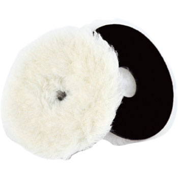 Wool Buff Pad