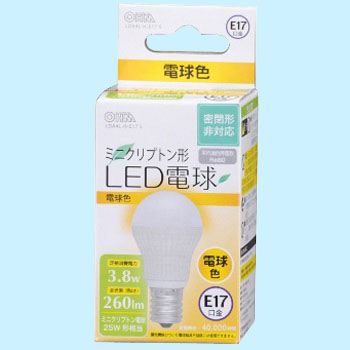 Mini Krypton Bulb Lamp, LED 25W