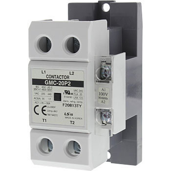 Single-Phase Electromagnetic Contactor