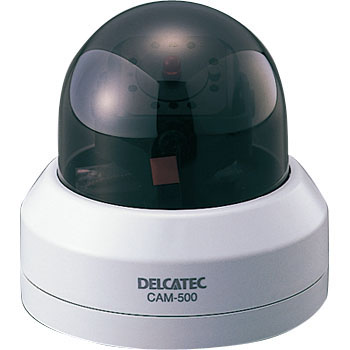 Dome-Shaped Dummy Camera
