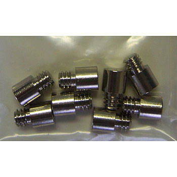 Nickel Shelf Dowels