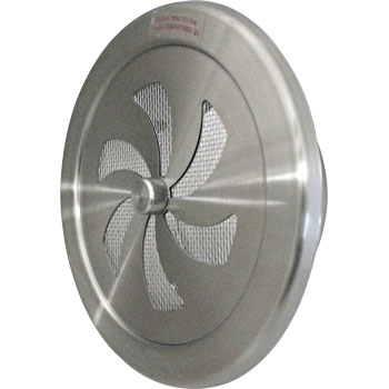 Stainless Steel Circular Register