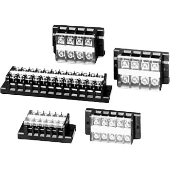 Fixed Terminal Block BTB And BTBH Series, Touch Down Structure Type