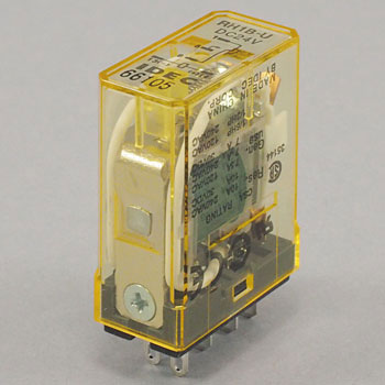 RH1BUDC24 RHtype power relay blade terminal type IDEC MonotaRO