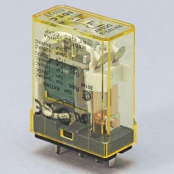 RH type power relay PCB terminal type IDEC PCB relay MonotaRO