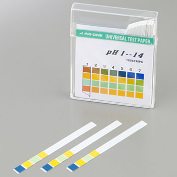 pH test paper (stick type)