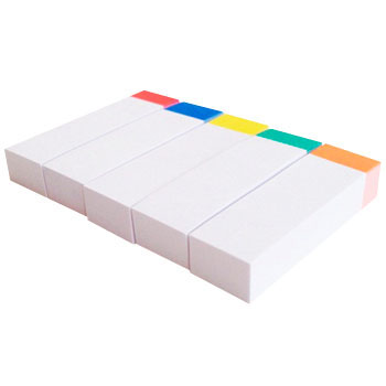 Sticky Note 50x15 White Assorted