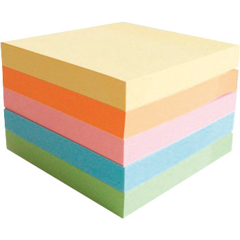 Sticky Note 75x75 Assorted
