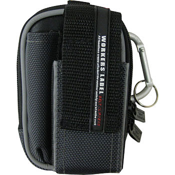 Belt clip case with reflection line