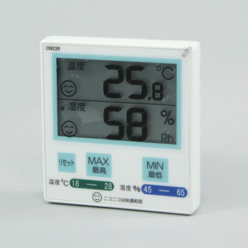 Digital Thermohygrometer